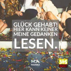Party, Headline, Fest von Social-Media Agentur