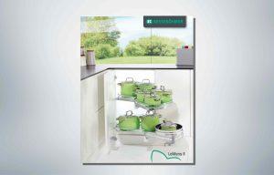 Folder Titelblatt, für Küche, Produkttexte und Foldertexte