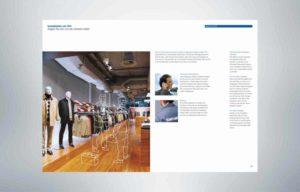 Screenshot aus dem Partnerbuch (Folder) für Lichtlösungspartner zur Verkaufsförderung und Vertrieb