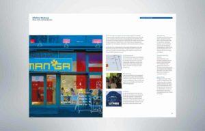 Screenshot aus dem Partnerbuch (Folder) für Lichtlösungspartner